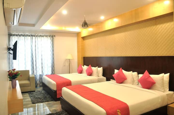 Suite Rooms near Buddha Temple of Sarnath