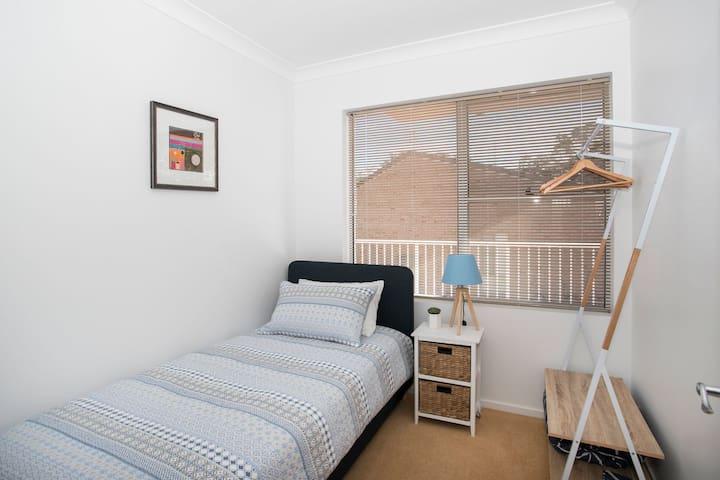 3rd bedroom. Suitable for children.