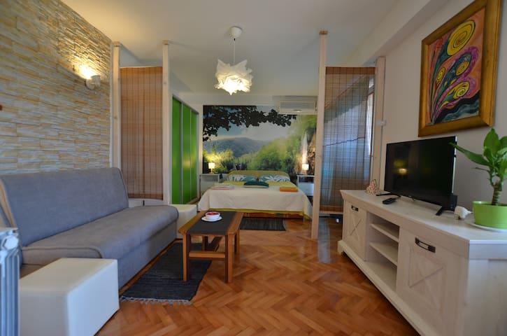 Cozy Ernesto Studio Apartment in a great location
