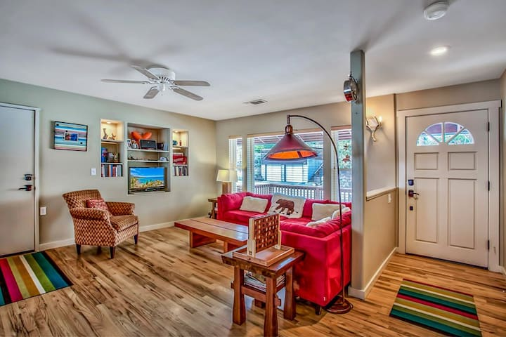 3BR Fallen Leaf Lake Tahoe Hideaway - South Lake Tahoe - Dom