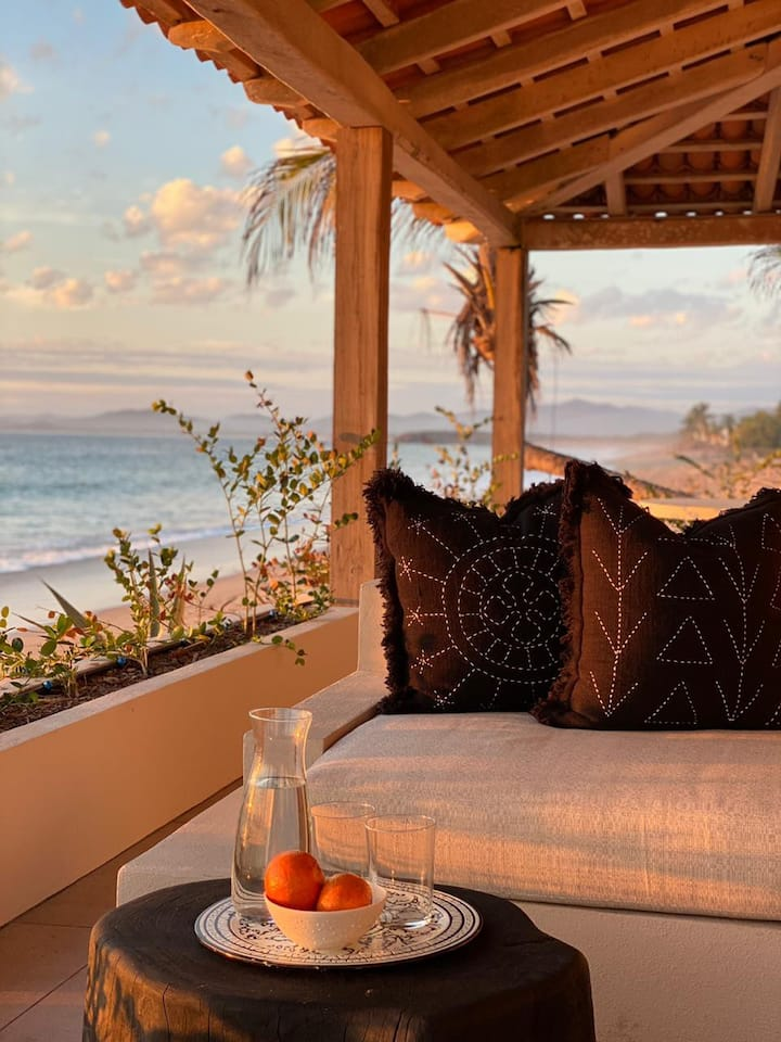 Luxury Beach Front Hide Away