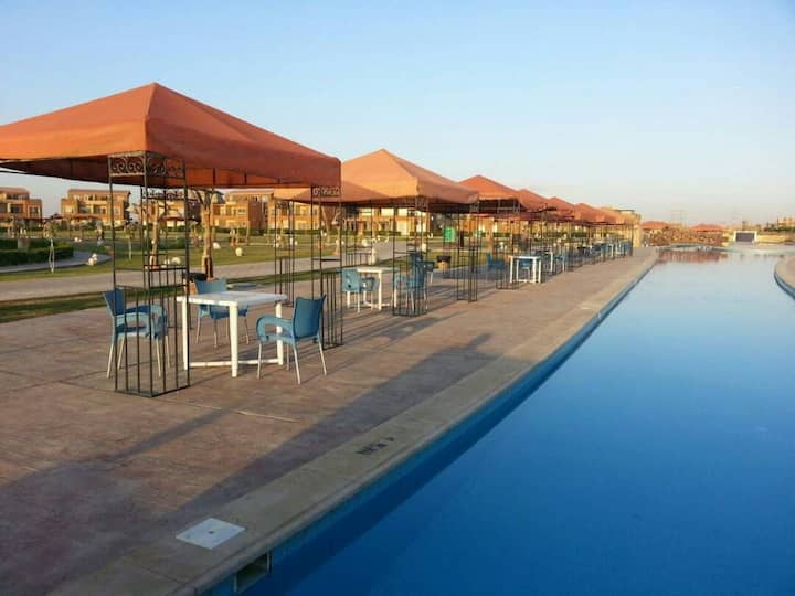 Ain Sokhna Marina Wadi Degla 26 villa duplex
