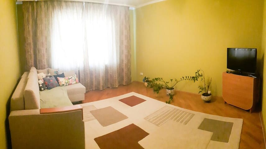 Cozy apartment close to the city center - Ivano-Frankivsk - Byt
