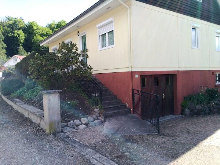 Maison équipée avec terrain très proche Gerardmer