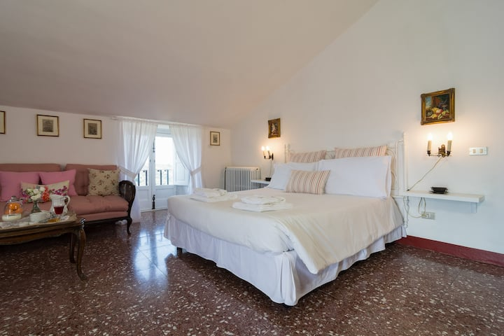 Castello di Serragiumenta Suite 1