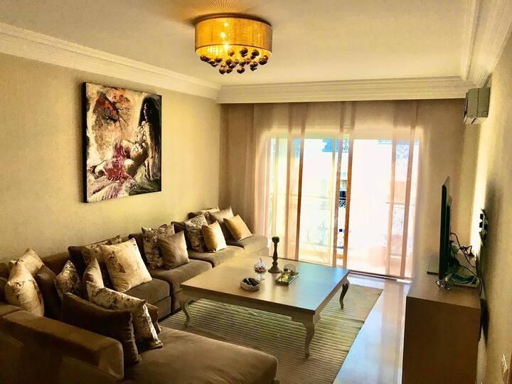 Appartement Cosy au centre de Casablanca