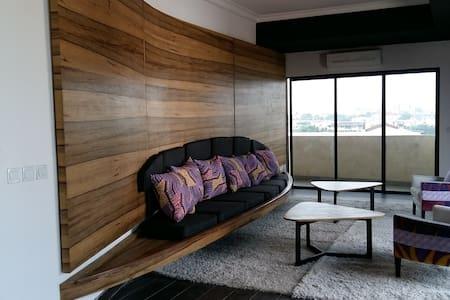 MODERN TWO BEDROOM PENTHOUSE - ลากอส - อพาร์ทเมนท์