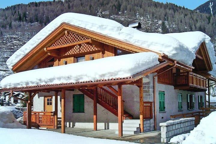 4 star holiday home in Mezzana