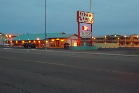 An Original ROUTE 66 Business - Tucumcari