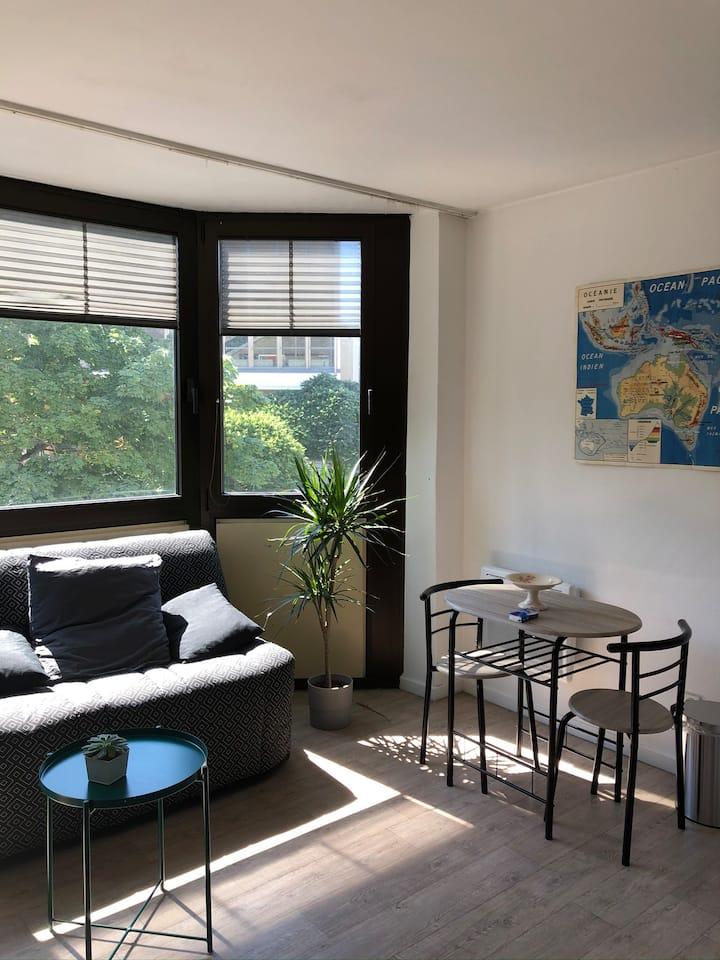 Studio proche quartier historique petite France