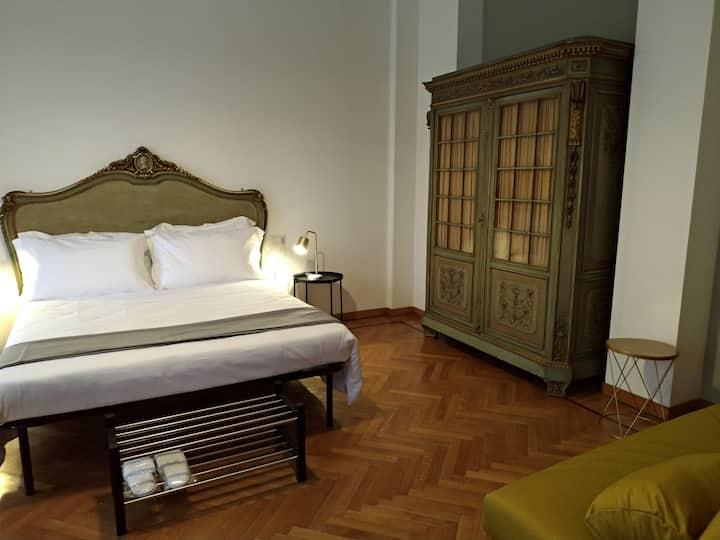 Palazzo Pasta Malpensa Appartamento Junior Suite .