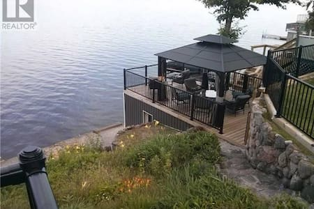 Fenelon Falls Waterfront Cottage