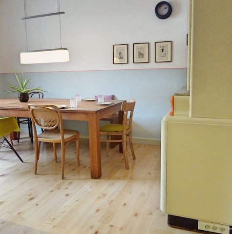 "Cosy Flat locate at lovely ""Nippes"" - Köln - Apartment"