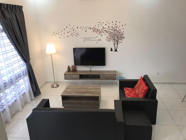 Modern design homestay