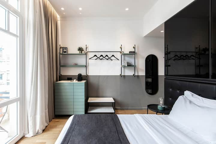 The Modernist Thessaloniki | Standard Room