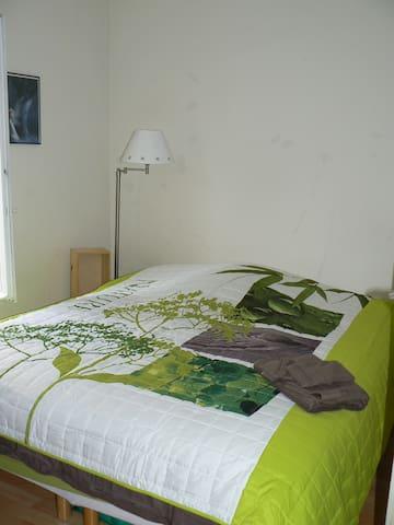 Chambre pratique et touristique - Pontoise - Lägenhet