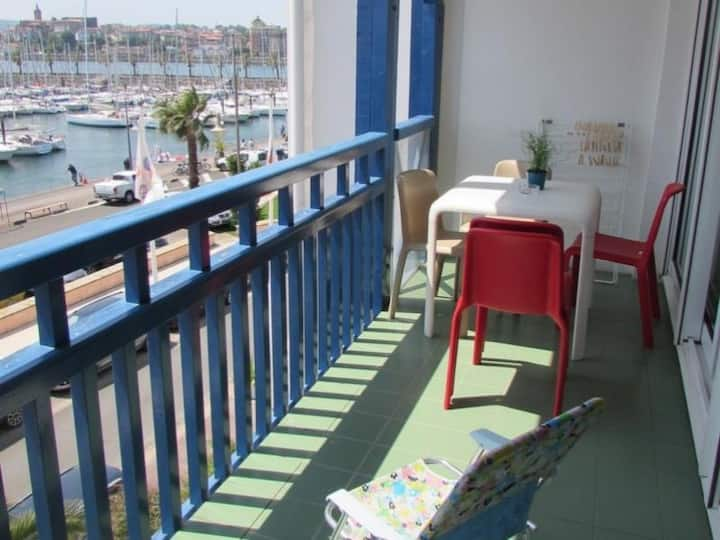 SOKOBURU 227 - Appartement cosy face au port de plaisance - FR-1-2-360
