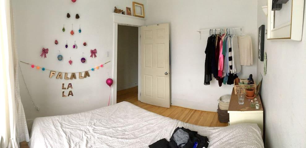 Chambre cosy dans collocation