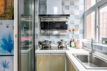 【风雅民宿1】loft套房可做饭洗衣/直达宽窄巷子/春熙路/东客运站