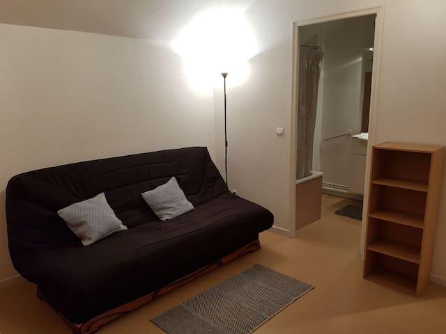 Votre studio pour une escale à Pau