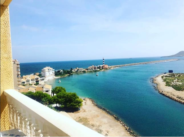 Mar Menor, La Manga Strip/Best view + Pool