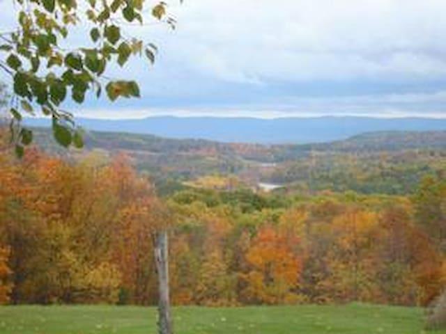 Beautiful property and views