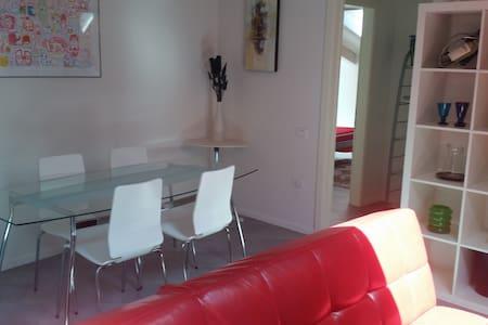appartamento/mansarda per 2 persone