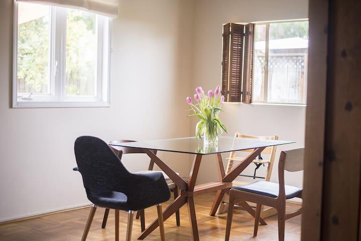 Mid Century Modern style Family Home - Palo Alto - Casa
