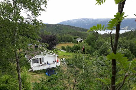 House/cottage with 4 bedrooms on 192 m2 in Sveio