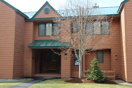 Spacious Bretton Woods Townhome 4BD/3.5BA - Bretton Woods - 连栋住宅