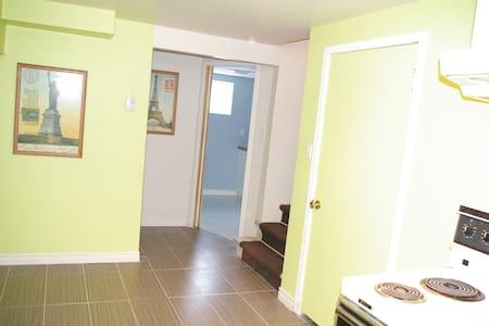 appartement complet 75 m2 - Saint-Basile-le-Grand