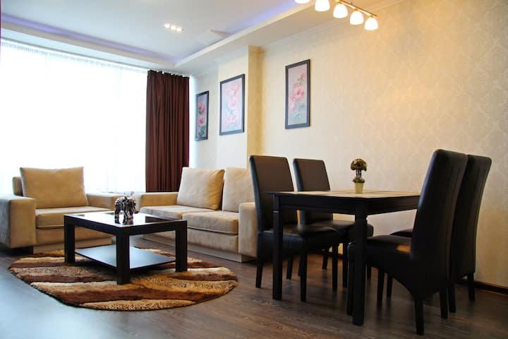 Апартаменты в Мост-Сити.