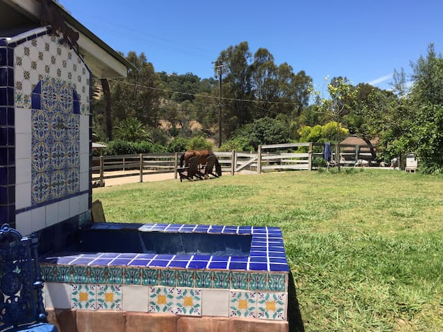Glamorous Ranch at the BEACH