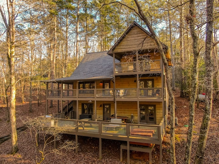 RiverMist Lodge | Ellijay, GA