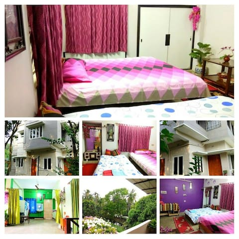 5min From Airport, Airconditioned, Free Wifi&Clean - Kolkata - Ev