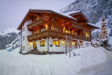 villa for winter holidays - Asha - 独立屋