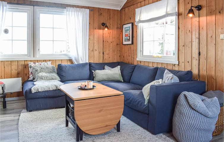 Holiday cottage with 2 bedrooms on 53m² in Sjusjøen