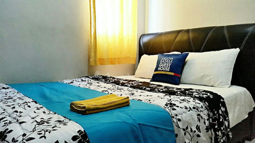 Cozy Room in Nagoya Entertainment District - Batam - Casa