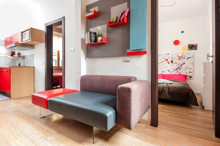 Cosy Apartment by the Colosseum