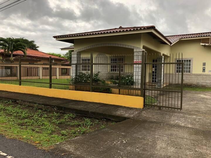 Delightful House in David Chiriqui
