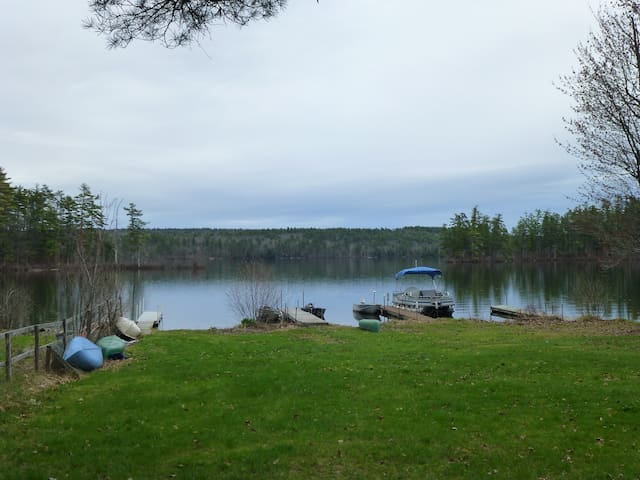 Panther Pond Pines Lakeside Retreat