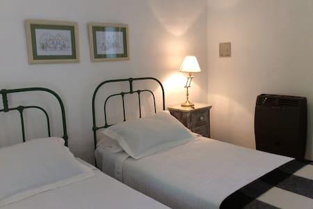 BED & BREAKFAST en antigua casona. - San Antonio de Areco - Szoba reggelivel