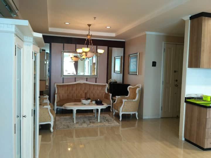 Integrated Condominium residential-commercial
