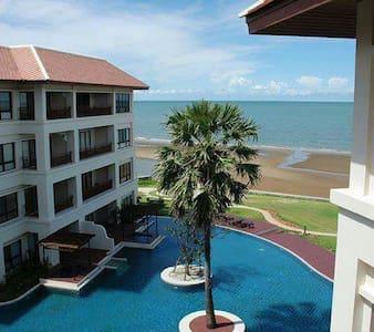 Santi Pura 2 BED 2 BATH Oceanview - Pak Nam Pran - Huoneisto