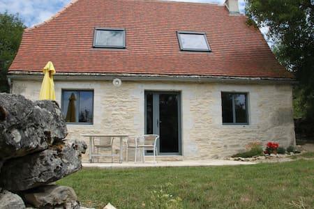 Gite design pour deux sur le Causse du Lot - Caniac-du-Causse - Natur-Lodge