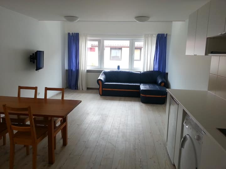 Spacious Maisonette for up to 4 guests in Nida
