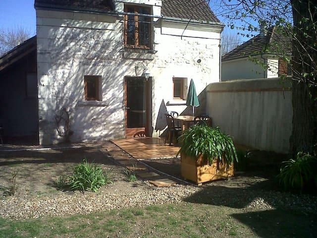 Maison de caractère coeur des châteaux de la Loire - Chailles