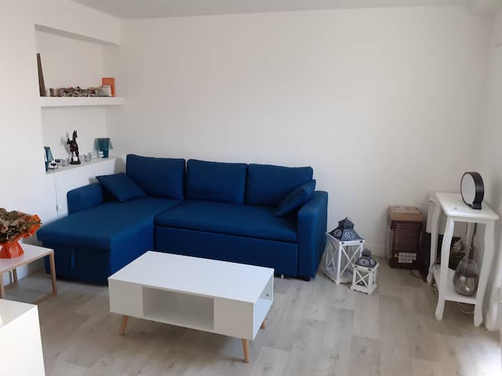 Charmant appartement F3