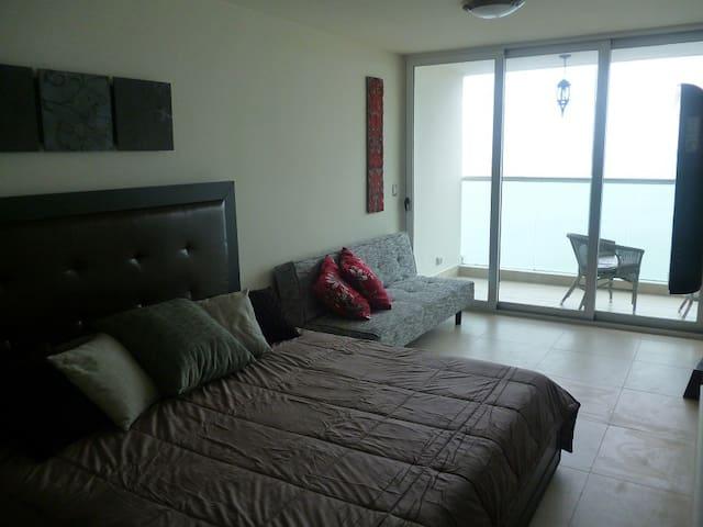 Habitación con vista al mar