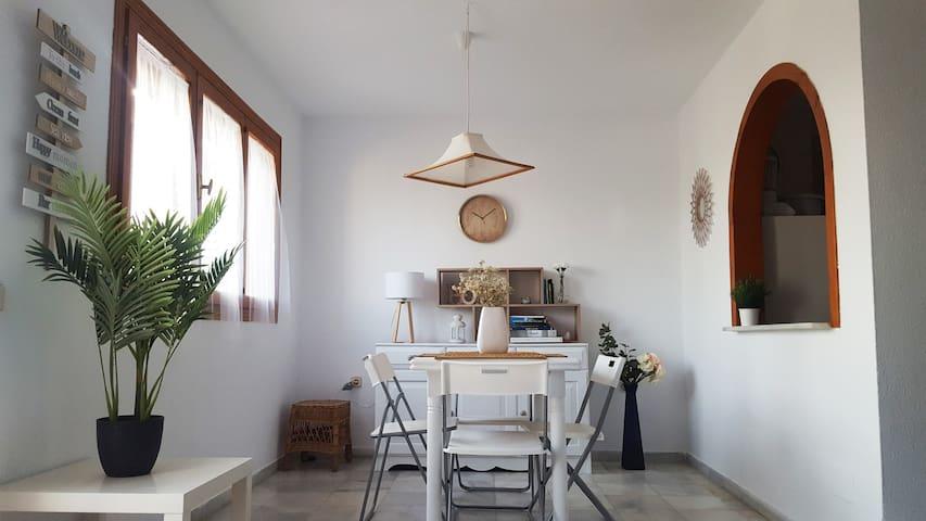 Precioso apartamento renovado en Mójacar Playa